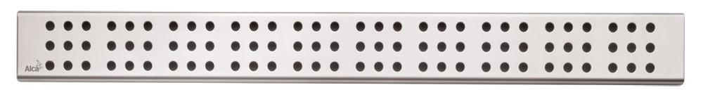 Alcaplast rošt ALCA CUBE-950L lesklý