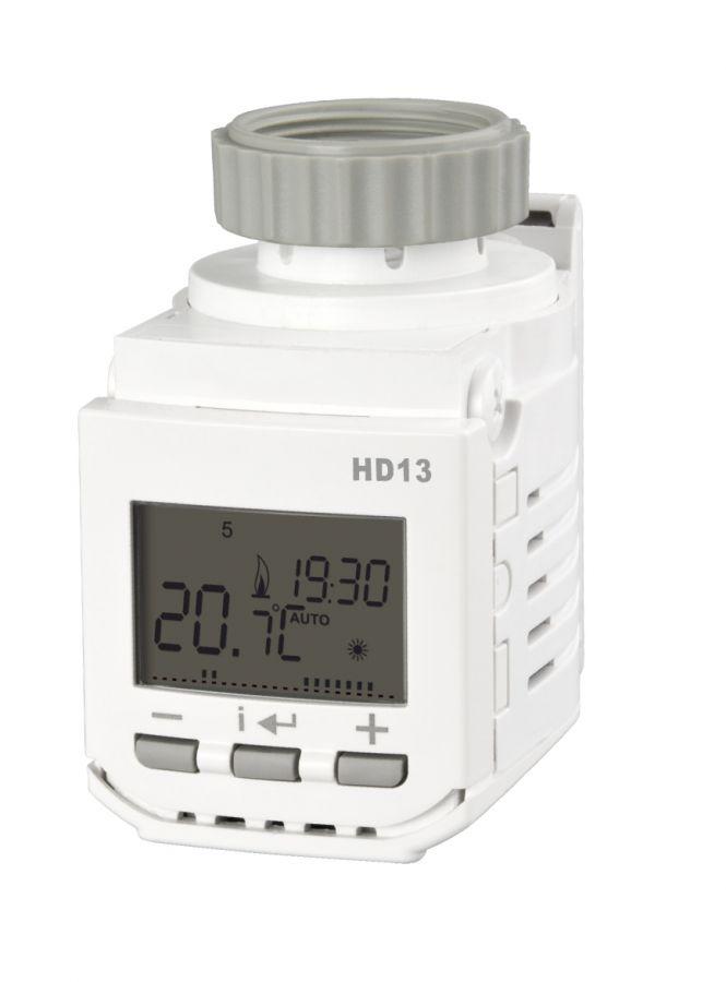 Elektrobock HD13 digitálna termostatická hlavica