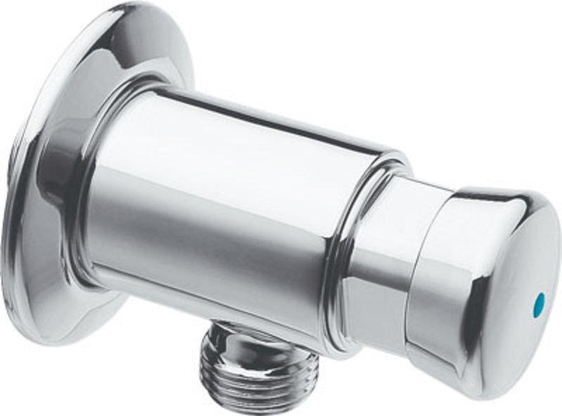 Quik QK10051 tlačný nástenný pisoárový ventil, chróm