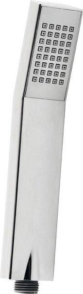 Sapho 1204-08 ručná sprcha, 210mm, hranatá, ABS/chróm