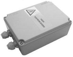 Sapho PS08T zdroj pre 1-8 senzorových batérií / sád pre pisoáre, 12V, 50 Hz