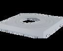 Alcaplast AGV911S vložka zvodu univerzálna šedá