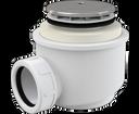 Alcaplast sifón A47CR do sprchovej vaničky, priemer 50 mm