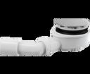 Alcaplast sifón A491CR do sprchovej vaničky, priemer 90 mm