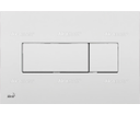 Alcaplast tlačítko M370 biele