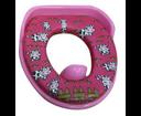 Aqualine PM1818-33 WC sedátko detské soft, červené