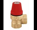 Caleffi poistný ventil 1/2 2,5 bar 311425