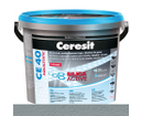 Ceresit CE40 Silica Active Flexibilná škárovacia hmota silver 2 kg