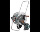 Gardena 18542-20 kovový vozík na hadicu AquaRoll M s hadicou