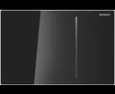 Geberit tlačidlo Sigma70 115.620.SJ.1 čierne sklo