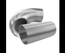 Haco AL FLEXO 150/1M stretch potrubie