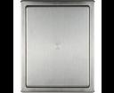 Haco NVD 200x250 nerezové krycie vaňové dvierka