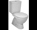 Jika Lyra Plus WC kombi spodný odpad, bočné napúšťanie H8263870002413