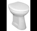 Jika Sam WC misa stojaca spodný stredný odpad H8212270000001