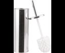 Simple Line 04065F WC kefa válcová, leštená nerez