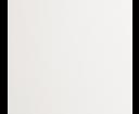 Kerasan Inka 341730 odkladná keramická doska 32x35,5cm, biela matná