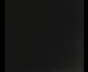 Kerasan Inka 341731 odkladná keramická doska 32x35,5cm, čierna matná