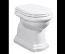 Kerasan Retro 101101 WC misa 38,5x45x59cm, zadný odpad
