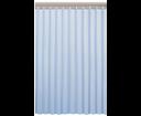 Aqualine 0201003 M sprchový záves 180x180cm, vinyl, modrý
