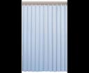 Aqualine 0201004 M sprchový záves 180x200cm, vinyl, modrý