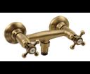 Reitano Antea 3866 nástenná sprchová batéria, bronz