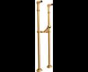 Reitano Antea 9846 pripojenie pre inštaláciu vaňovej batérie do priestoru (pár), bronz