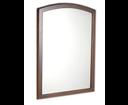 Retro 735241 zrkadlo 65x91 cm, buk
