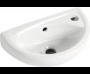 Oval TP040 keramické umývadlo 23x39cm
