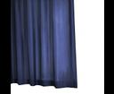 Madison 45333 sprchový záves 180x200cm, textil, modrá