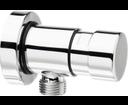 Quik4 Q410051 tlačný nástenný pisoárový ventil, chróm