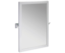 Sapho XH007 zrkadlo výklopné 40x60 cm, nerez