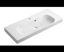 Joy FDT-837 umývadlo 80x37cm, liaty mramor, biele