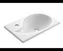 Aqua 10052 umývadlo 42x1,5x25cm