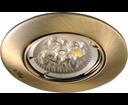 Luto 02584 podhľadové svietidlo, 50W, 12V, bronz