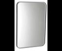 Float 22571 zaoblené zrkadlo v ráme s LED osvetlením 50x70 cm