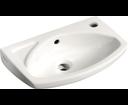Aqualine 91451 keramické umývadlo 45x28cm