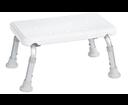 Ridder A0102601 kúpeľňová stolička na nohy, biela