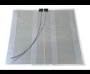 Sapho MTF14 elektrická vykurovacia fólia pod zrkadlo 38W, 40x40 cm