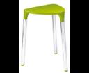 Yannis 217204 kúpeľňová stolička, 37x43,5x32,3 cm, zelená