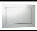 Arak AR090 zrkadlo s lištami a fazetou 90x70 cm