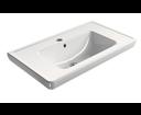 GSI Classic 8788111 keramické umývadlo 90x50 cm, ExtraGlaze