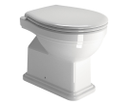 GSI Classic 871111 WC misa 37x54 cm, zadný odpad, ExtraGlaze