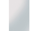 Aqualine 22491 zrkadlo 40x60 cm, obdĺžnik, bez uchytenia