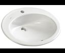 Tropico TP230 keramické umývadlo 58x46cm, zápustné