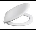 Adina 1703-322 WC sedátko Soft Close, duroplast, biele