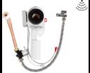 Sapho PS01T senzorová splachovacia súprava pre pisoáre pre napájací zdroj