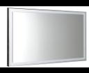 Luminar NL560 zrkadlo v ráme s LED osvetlením 120x55 cm, chróm