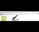 Irene 25861CI LED svietidlo, 6W, 286x100x25 mm, chróm