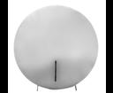 Sapho DR249 zásobník na toaletný papier do priemeru 24cm, nerez mat
