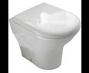 Aquatech 371601 WC misa 36,5x42x55cm, spodný/zadný odpad